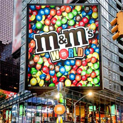 M&M'S World Store - New York