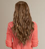 Light Ash Brown (10) Back Wavy - Classic