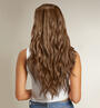 Light Ash Brown (10) Back Wavy - Select