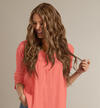 Light Ash Brown (10) Front Wavy - Classic