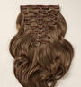 Light Ash Brown (10) Wefts 10 Pc Set