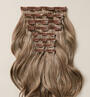 Ash Blonde (18/22) Wefts 10 Pc Set