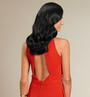 Jet Black (1) Back Wavy - Couture