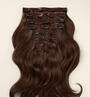 Chestnut Brown (6) Wefts 10 Pc Set