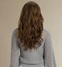 Medium Golden Brown (8/12) Back Wavy - Couture