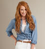 Honey Red (P27/30) Front Wavy - Classic