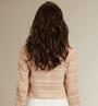 Dark Golden Brown (P4/8) Back Wavy - Couture
