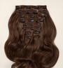 Dark Golden Brown (P4/8) Wefts 10 Pc Set