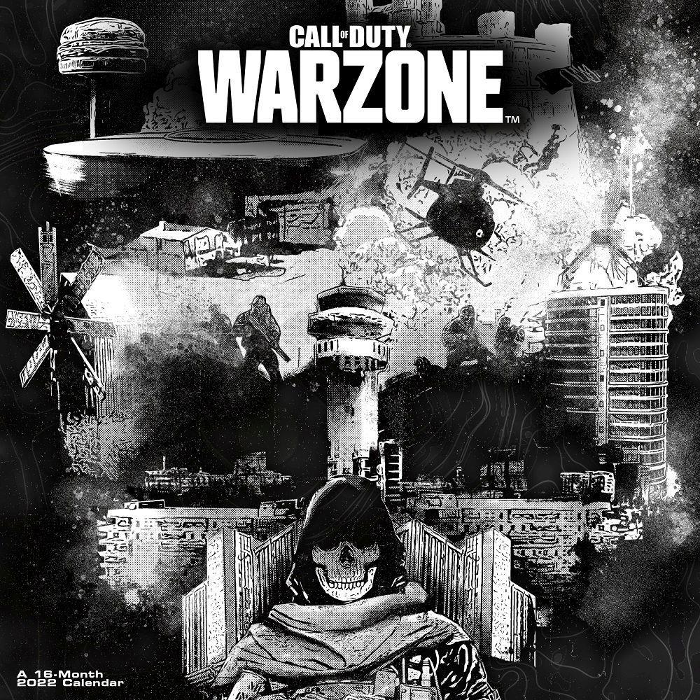Call of Duty 2022 Wall Calendar