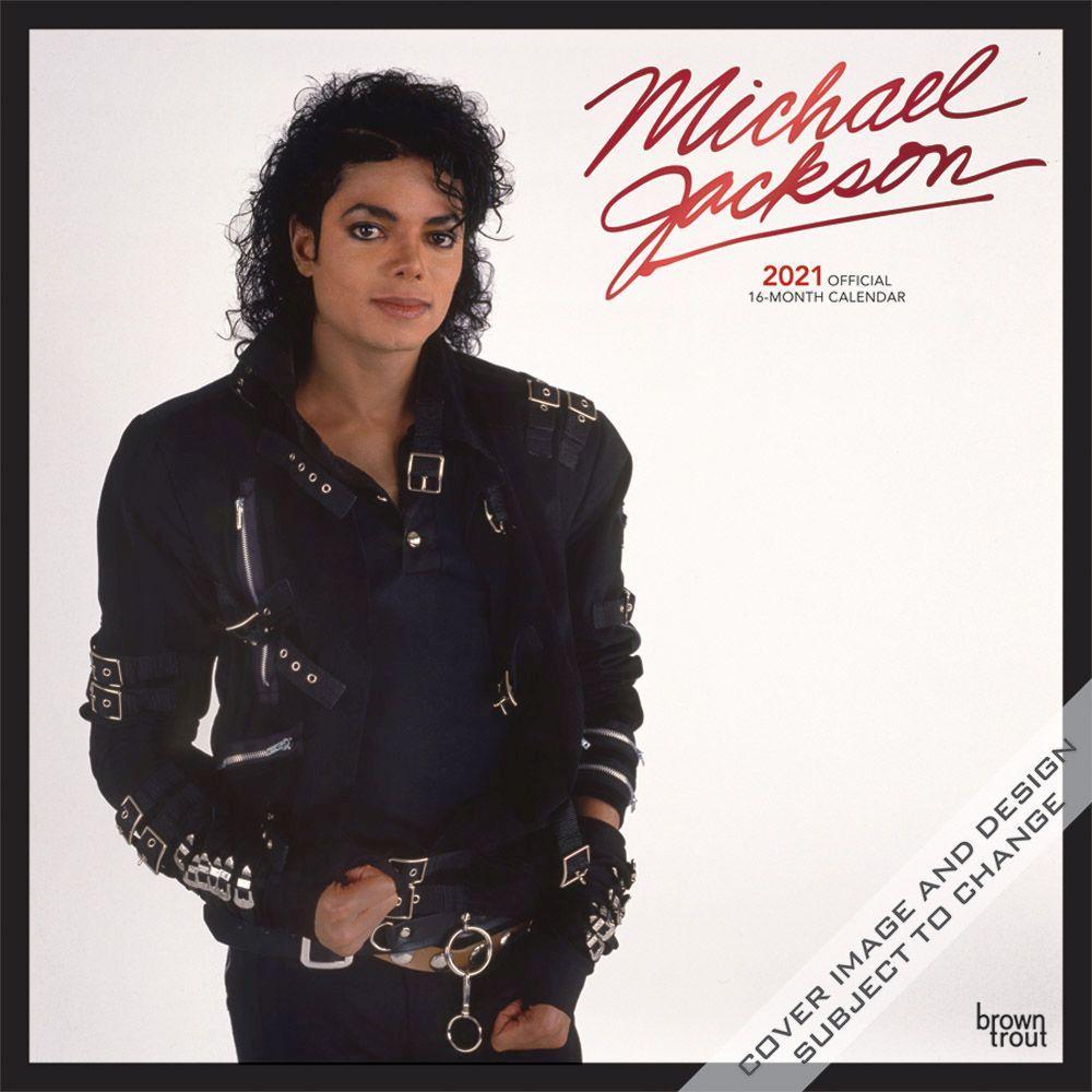 Best 2021 Michael Jackson Wall Calendar