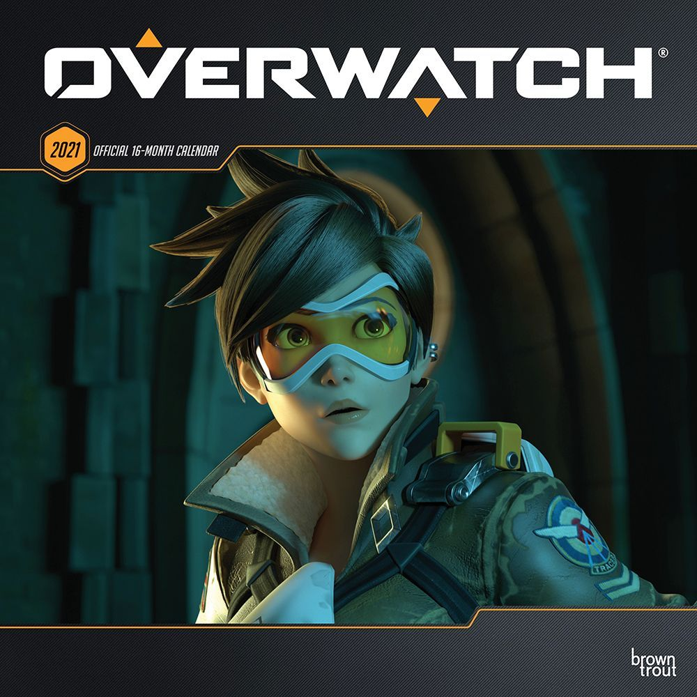Best 2021 Overwatch Wall Calendar