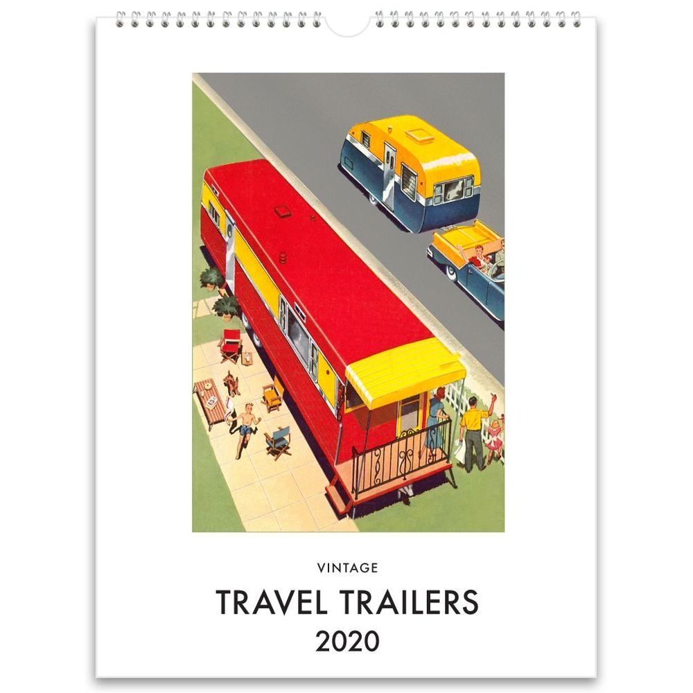 Travel-Trailers-Vintage-Wall-Calendar-1