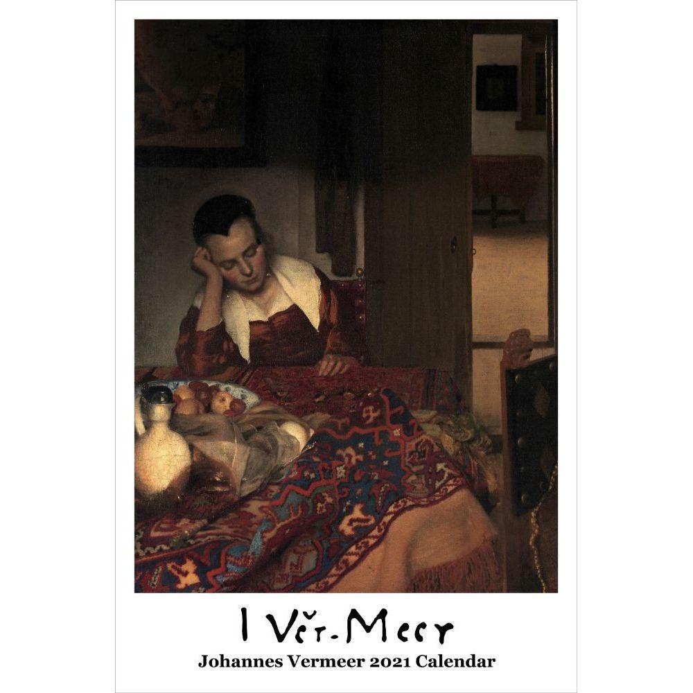 Vermeer 2021 Wall Calendar