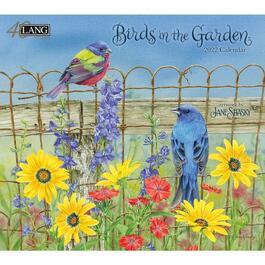 image Birds-In-The-Garden-2022-Wall-Calendar-image-main
