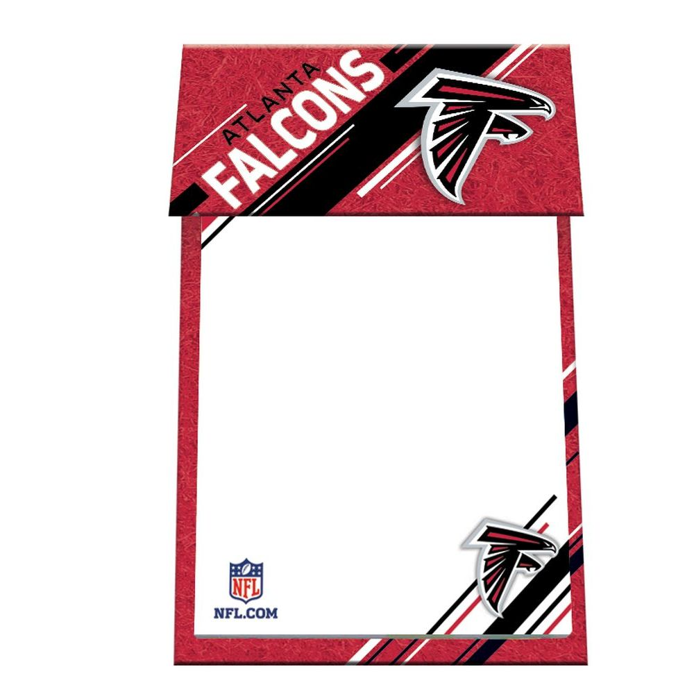 NFL-Atlanta-Falcons-Note-Pad-1