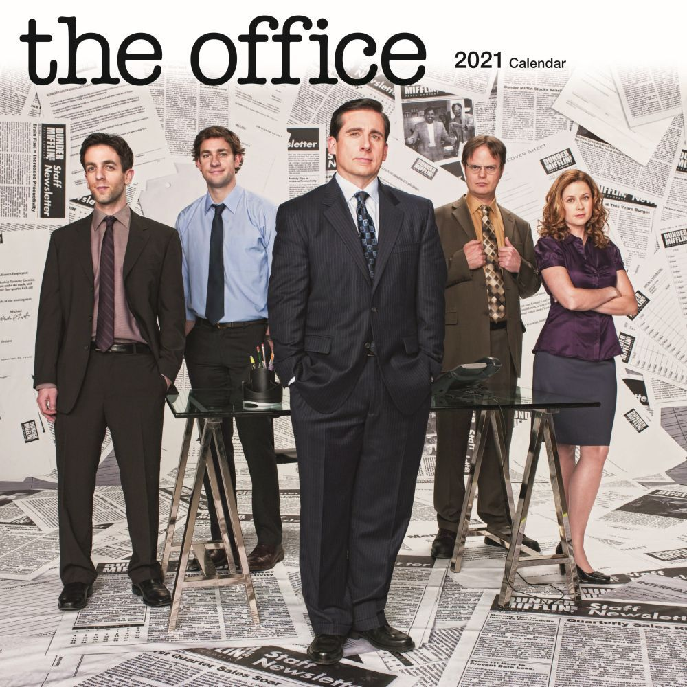 The Office Wall Calendar