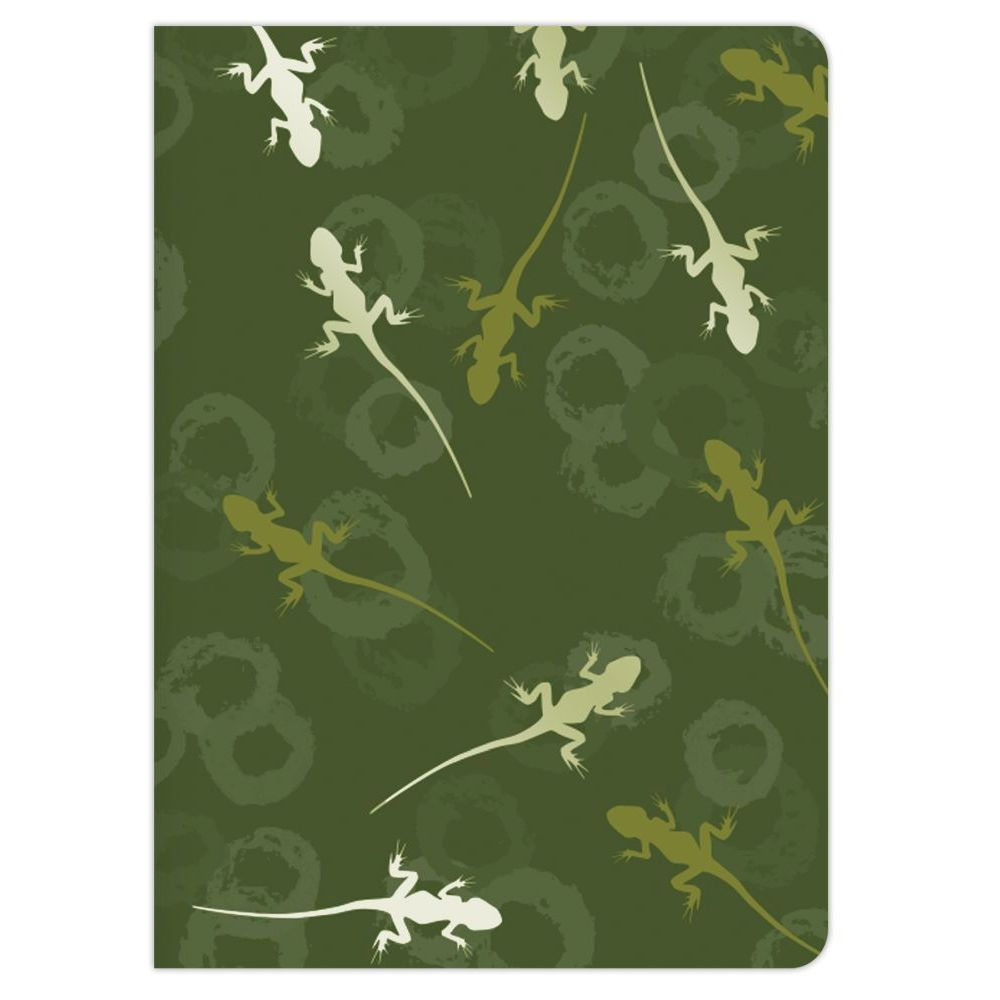 HERE LIZARD, LIZARD 2 PACK JOURNAL SET-3