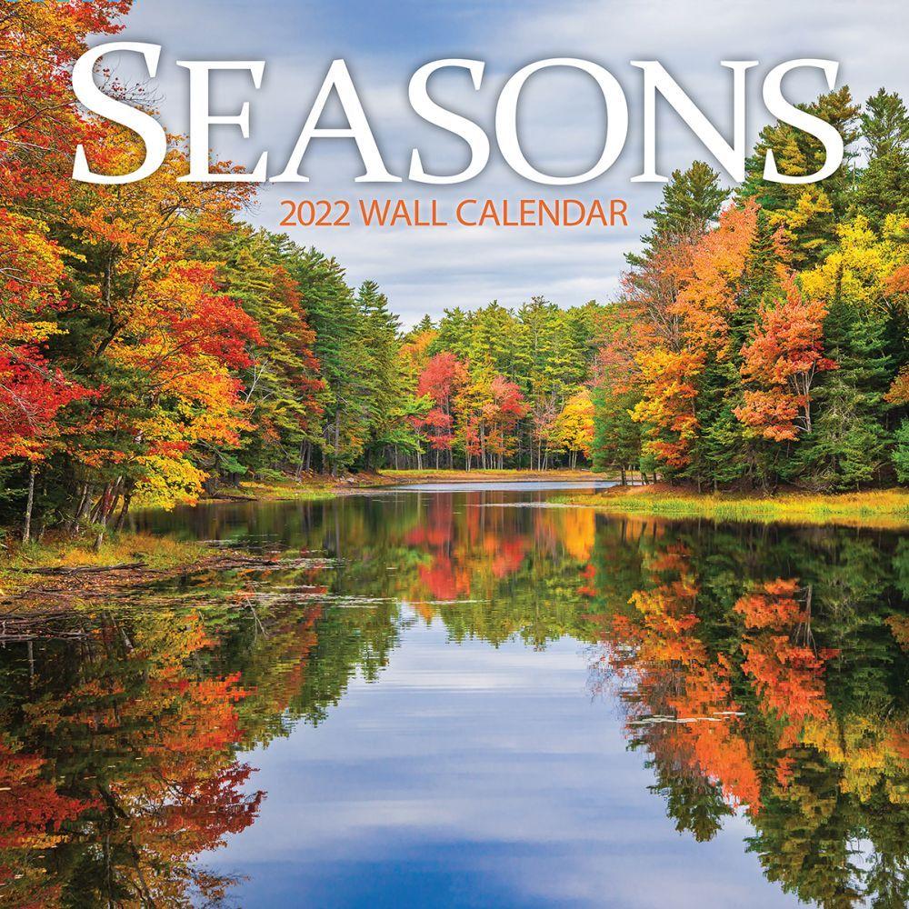 Seasons 2022 Wall Calendar