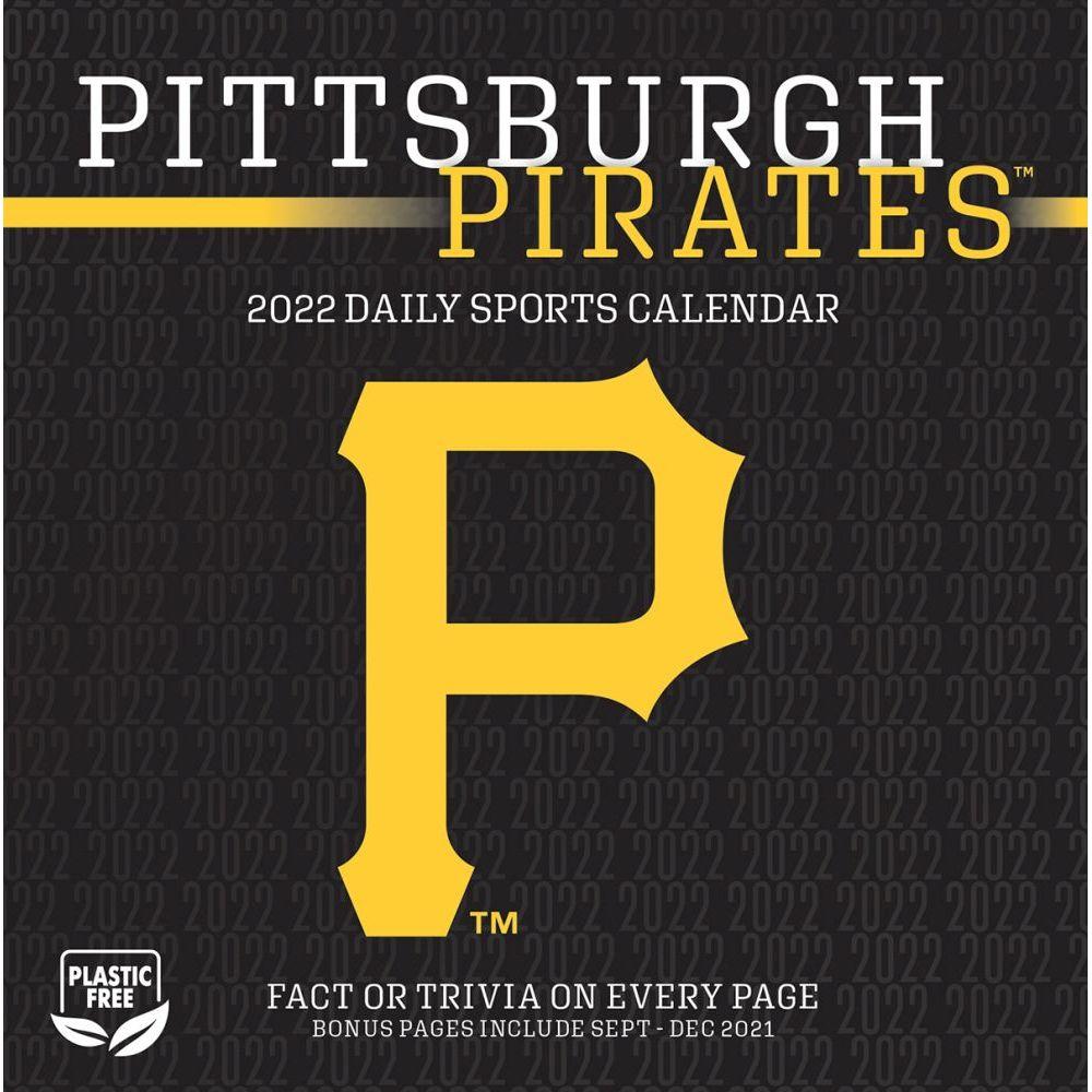 Pittsburgh Pirates 2022 Desk Calendar