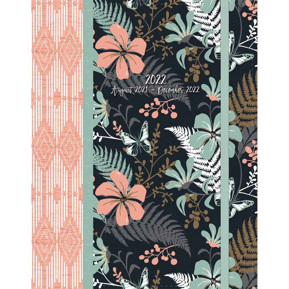 Flora and Fauna 2022 Monthly Planner