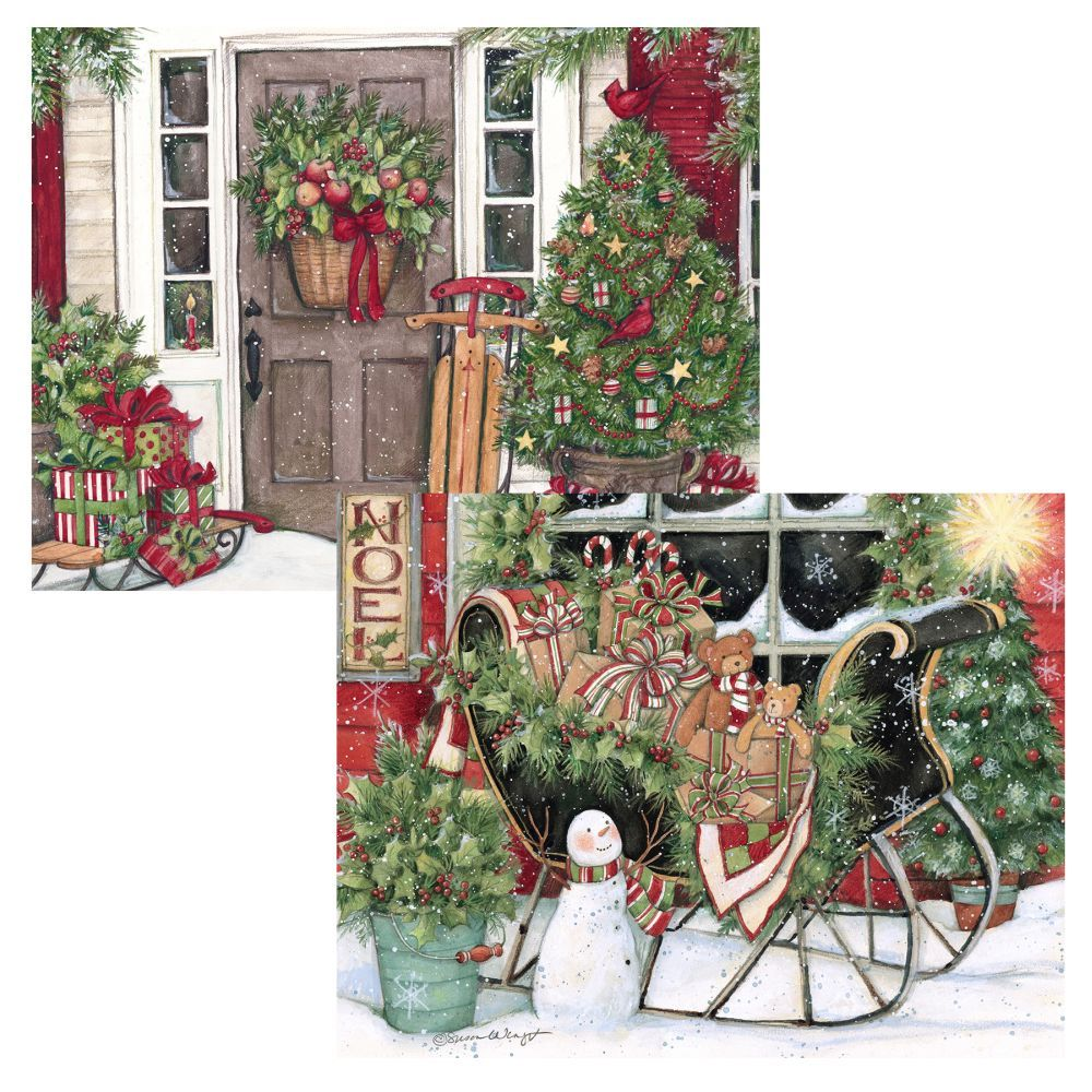 Heart-&-Home-Christmas--5.375-In-X-6.875-In-Assorted-Boxed-Christmas-Cards-1