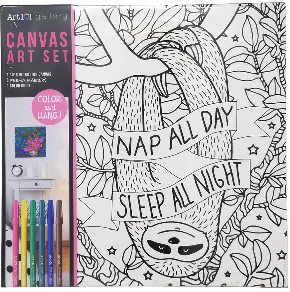 Canvas | Art | Set