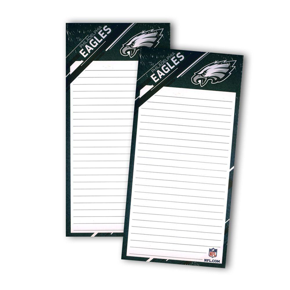 Philadelphia Eagles List Pad