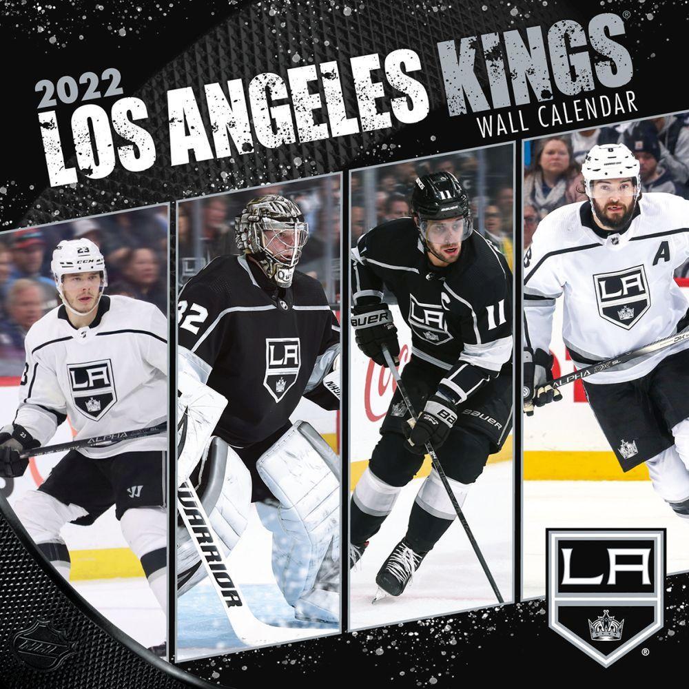 Los Angeles Kings 2022 Wall Calendar