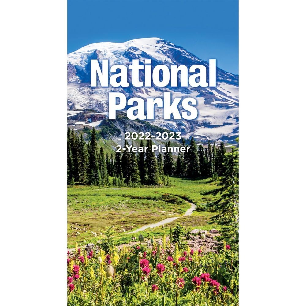 National Parks 2022 2 Year Planner