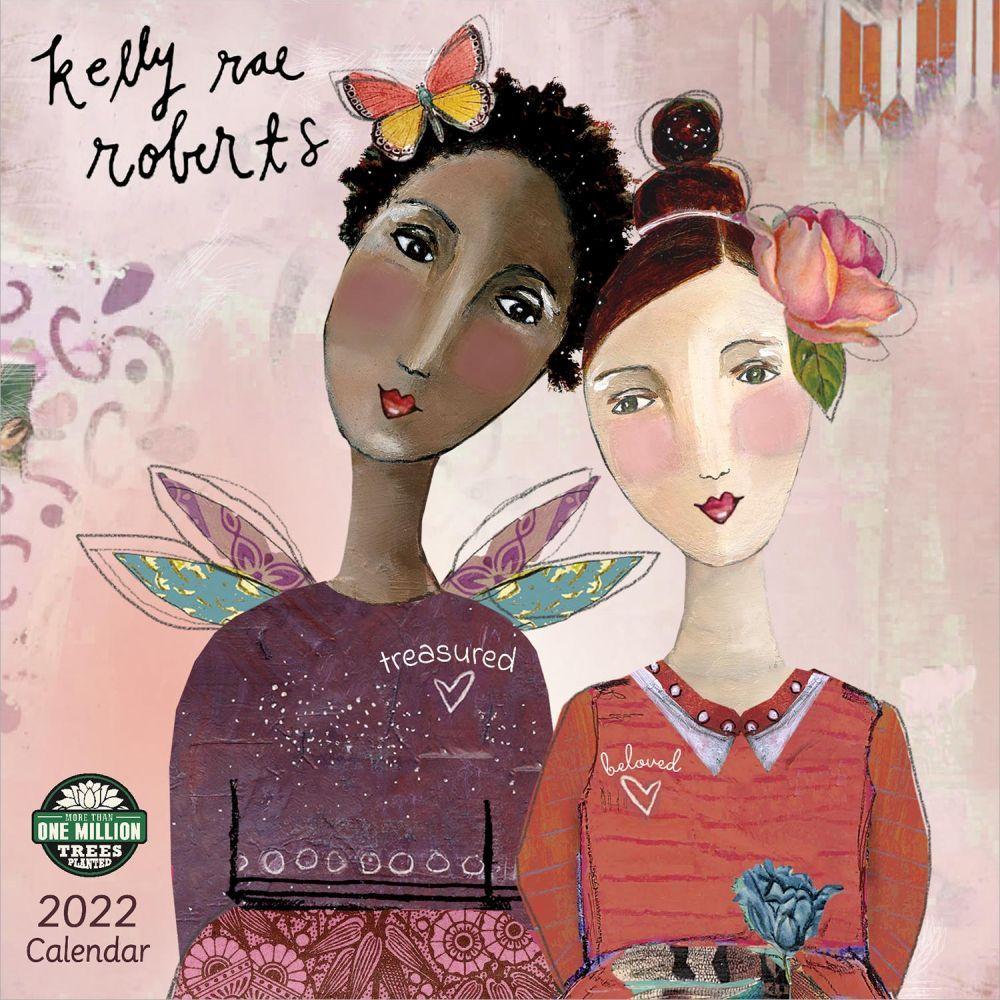 Kelly Rae Roberts 2022 Wall Calendar