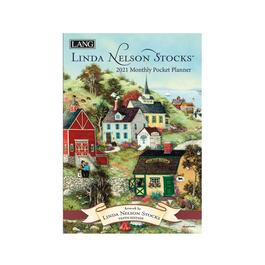 Linda Nelson Stocks Monthly Pocket Planner by Linda Nelson Stocks