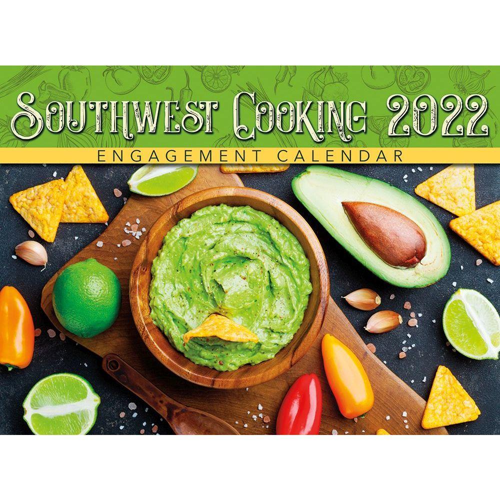 Southwest Cooking 2022 Wall Calendar