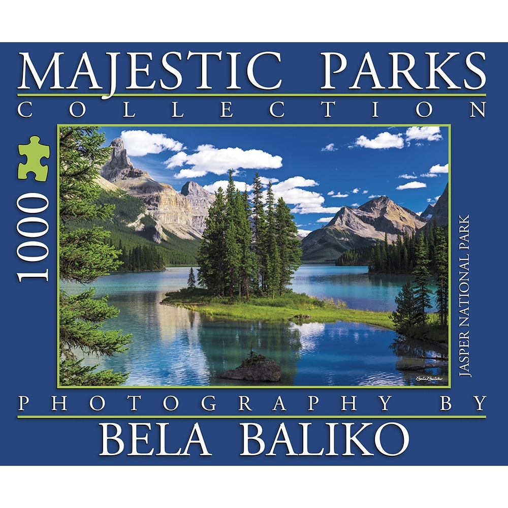 Best Majestic Parks Mal Lake 1 1000 Piece Puzzle You Can Buy