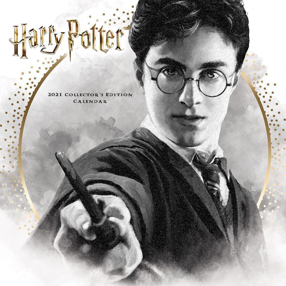 Harry Potter Collectors Edition 2021 Wall Calendar