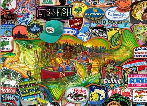 Best Lets Fish 1000pc Puzzle You Can Buy