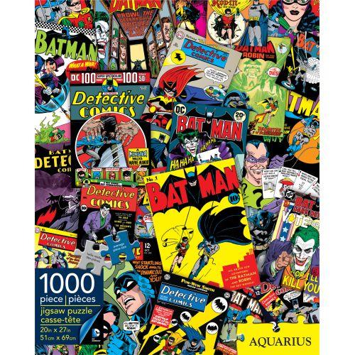 Best Batman Collage 1000 Piece Puzzle You Can Buy