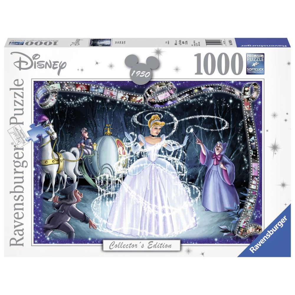 Best Disney Cinderella 1000 Piece Puzzle You Can Buy