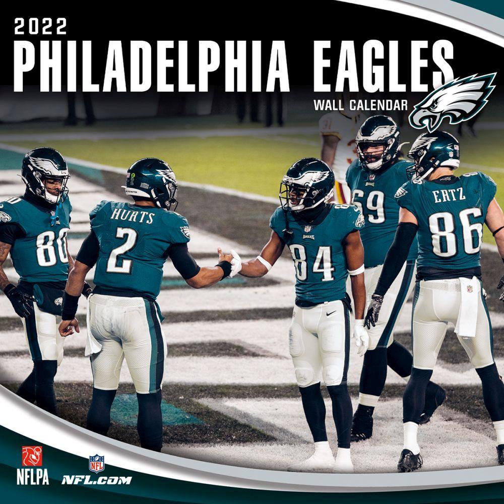 Philadelphia Eagles 2022 Wall Calendar
