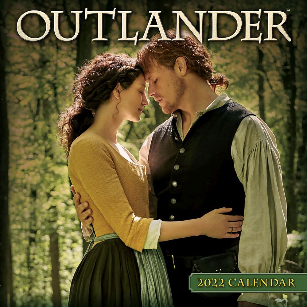 Outlander 2022 Mini Wall Calendar