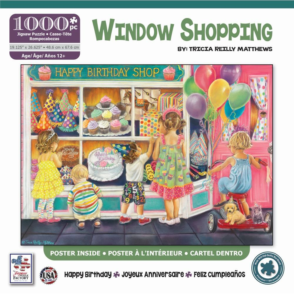 Best Happy Birthday 1000pc Puzzle You Can Buy