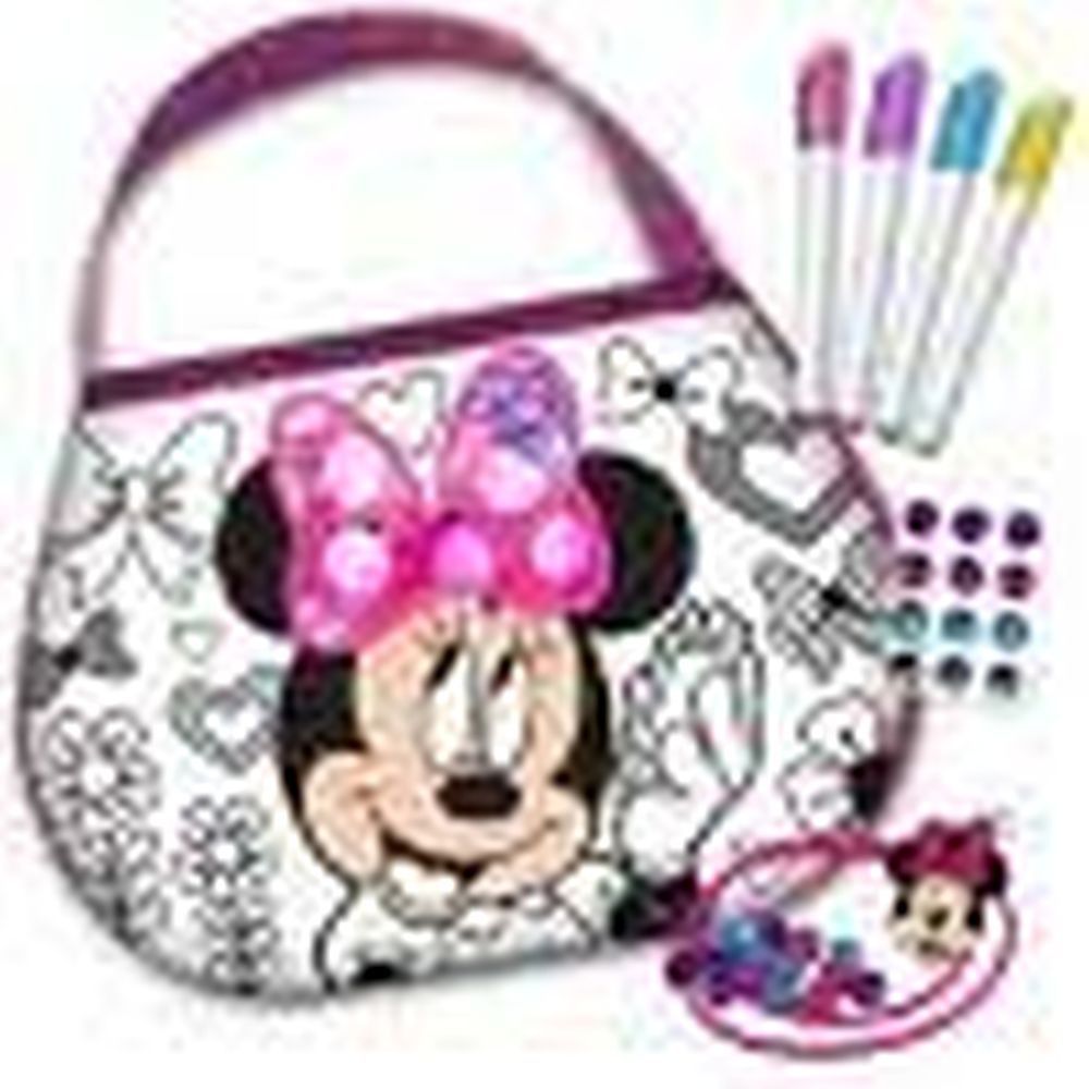 Minnie-Mouse-Color-N-Style-Purse-w/Necklace-2