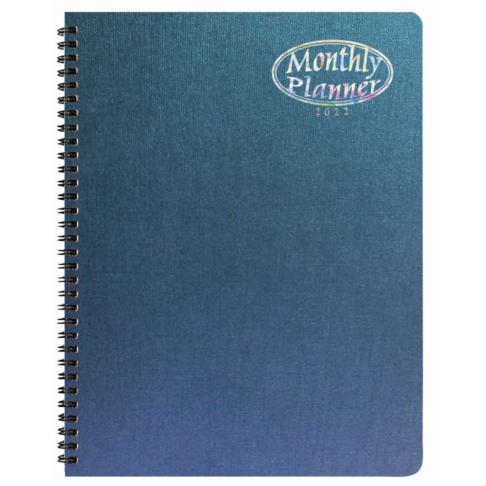 Illusion 2022 Monthly Appointment Planner