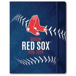 Boston Red Sox Monthly Planner