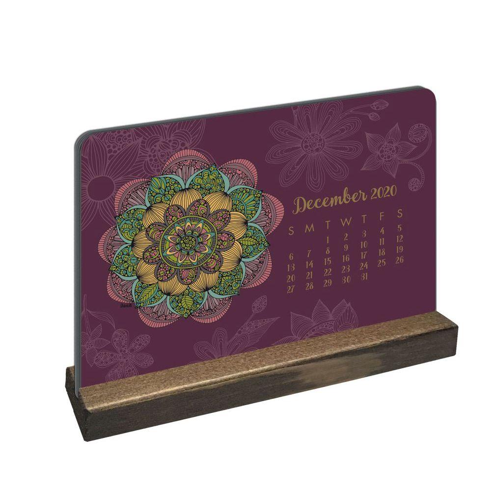 2021 Valentina Easel Desk Calendar