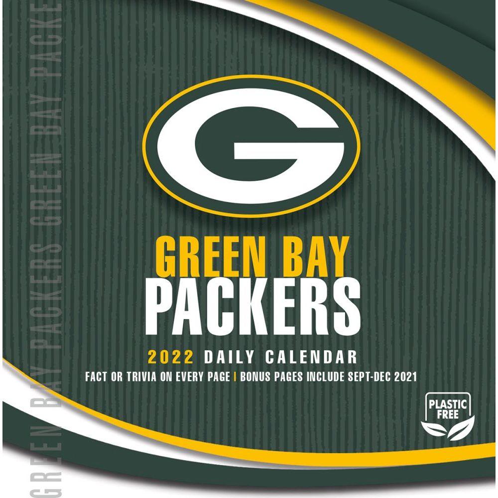 Green Bay Packers 2022 Desk Calendar