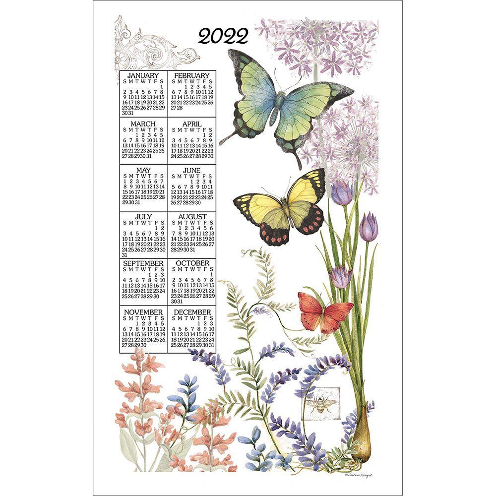 Serendipity 2022 Kitchen Towel Calendar
