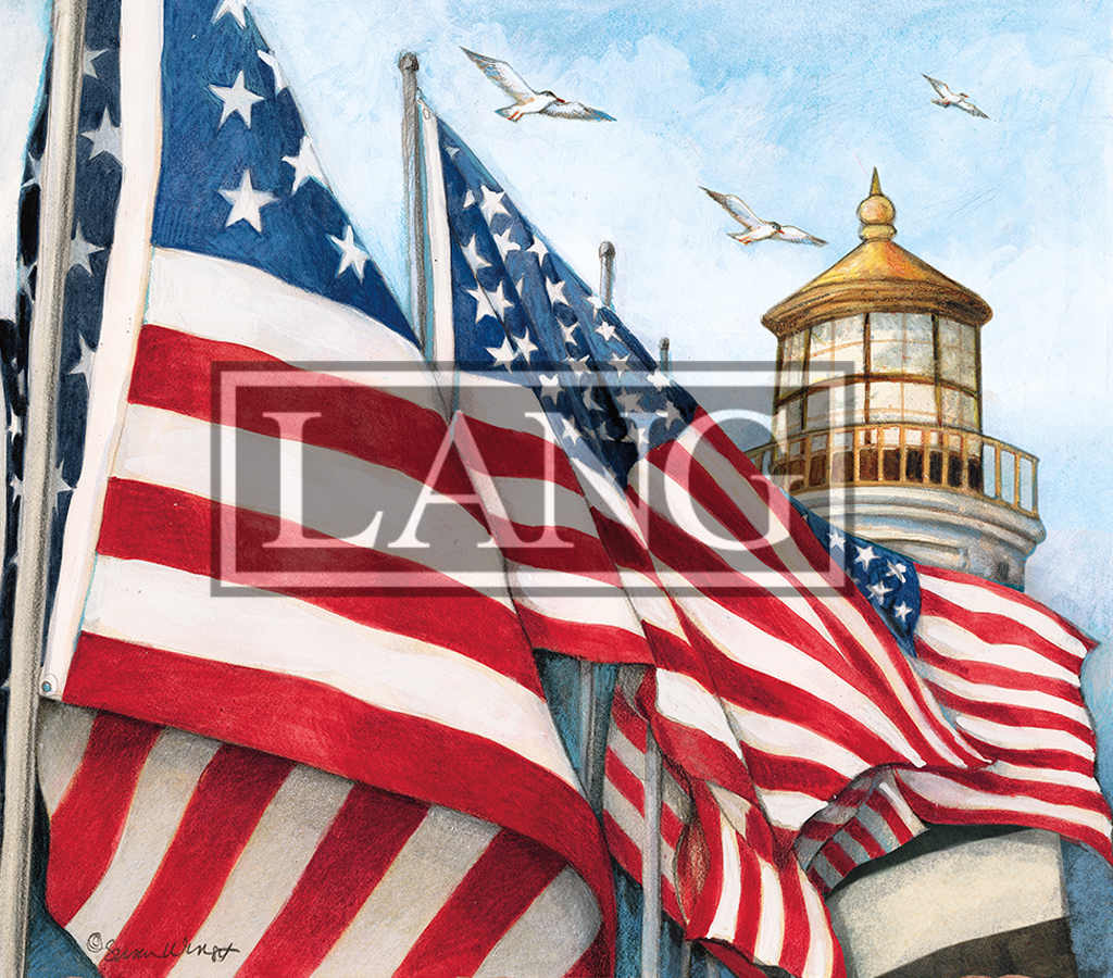 Old Glory 2020 Desktop Wallpaper