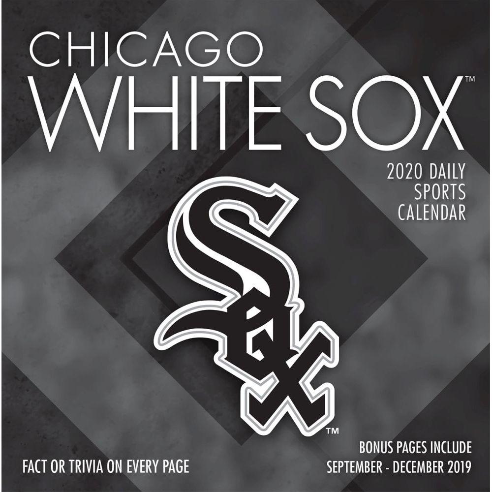 Chicago White Sox 2021 Desk Calendar