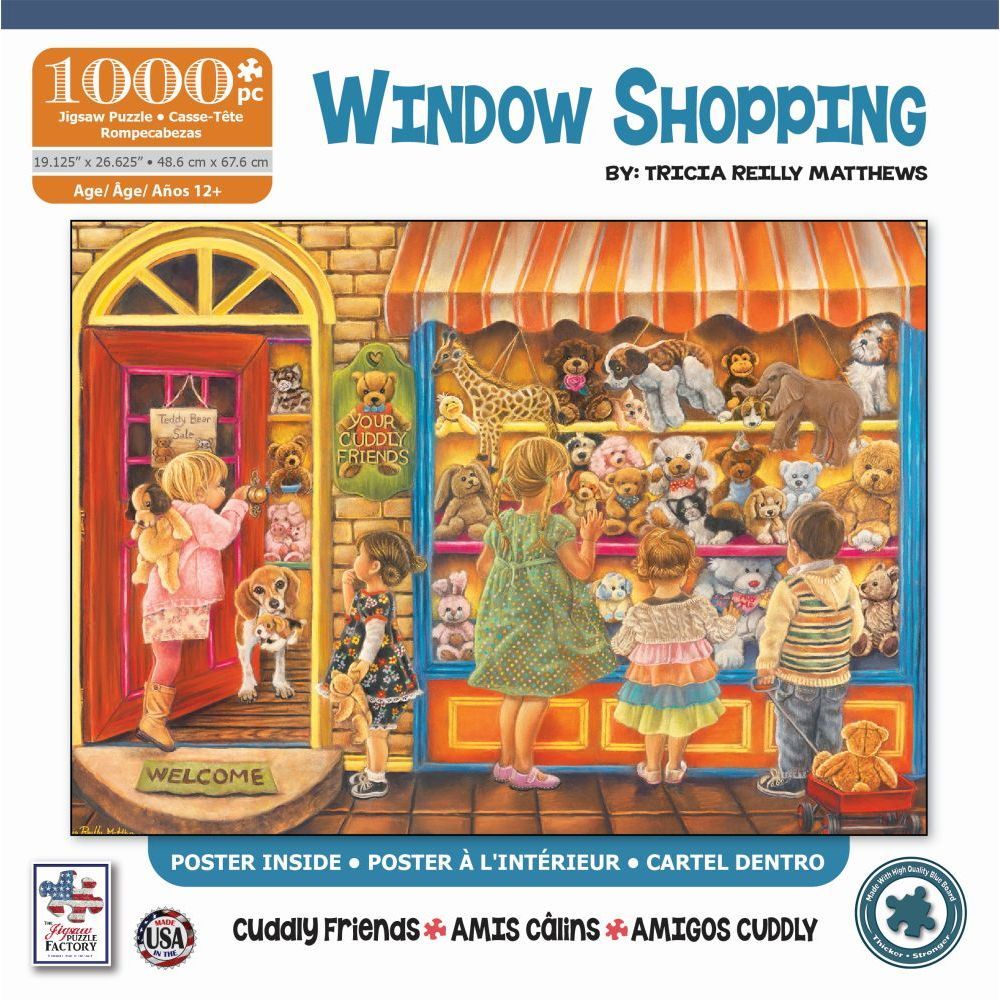 Best Cuddly Friends 1000pc Puzzle You Can Buy