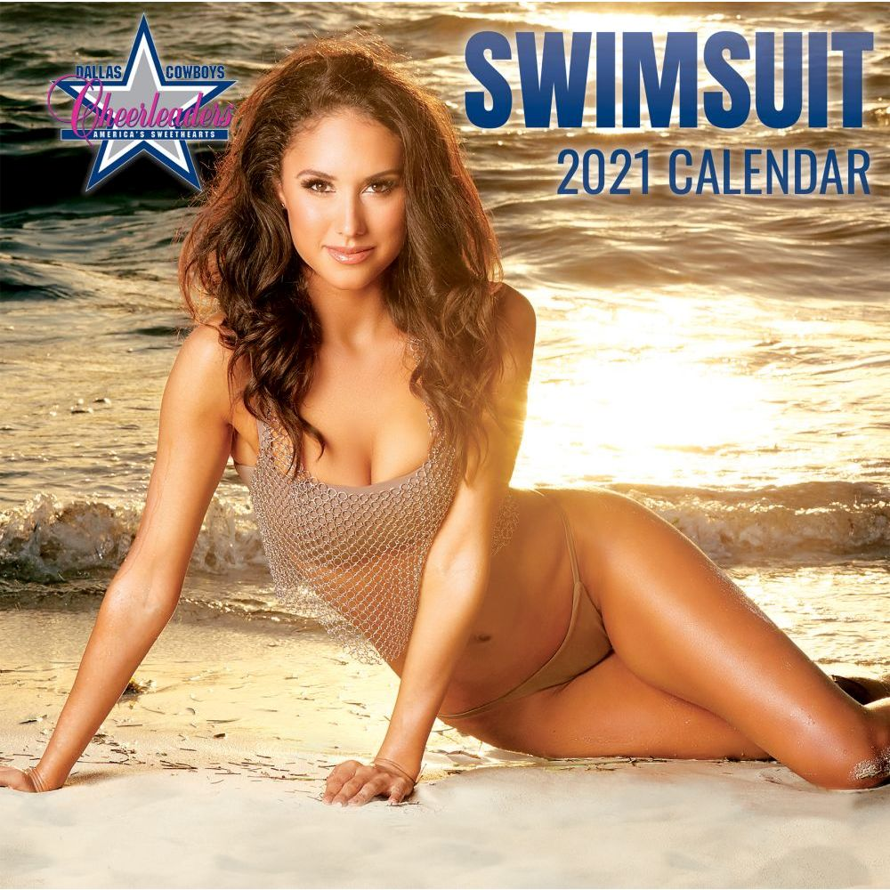 Dallas Cowboys Cheerleaders 2021 Mini Wall Calendar